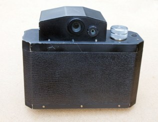 The Nameless Camera - Rear