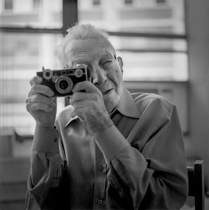 Tony and his Argus C3 - Manolo Salas