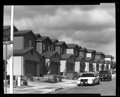 Kodak Verichrome Pan 100 - CAMERADACTYL 4x5 - Albuquerque Suburbia