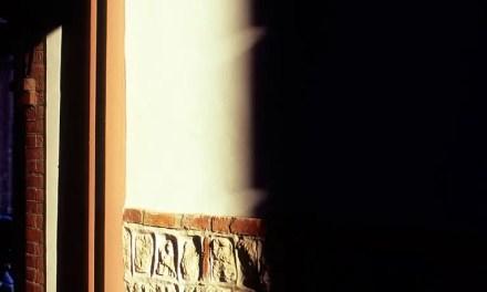 5 o'clock shadow –  Shot on Fuji Veliva 100 RVP100 (35mm format)