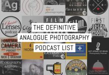 Cover - Film Photography Podcasts v1