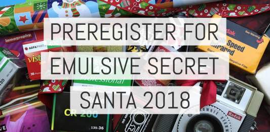 EMULSIVE Santa 18 - Preregister