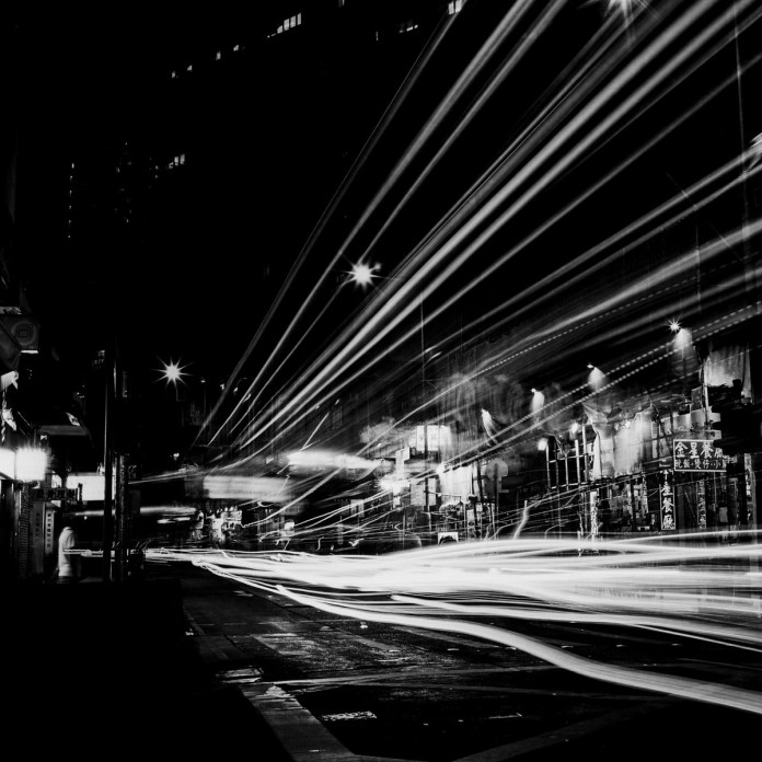 Light traffic - Shot on Rollei Ortho 25 at EI 25. Black and white negative film in 120 format shot as 6x6.