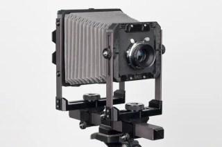 Standard 4x5 Camera