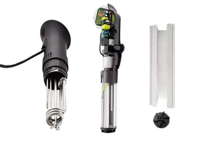 """Cinestill ºCs """"Temperature Control System"""" TCS-1000 - Vs typical sous vide cooker"""