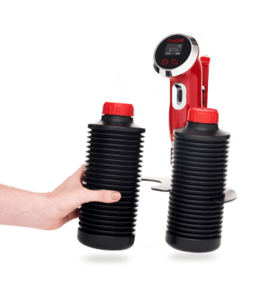"Cinestill ºCs ""Temperature Control System"" TCS-1000 and accordian bottles"