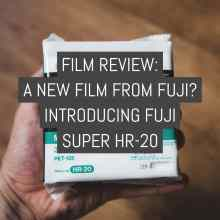 Film Review - Fuji Super HR-20