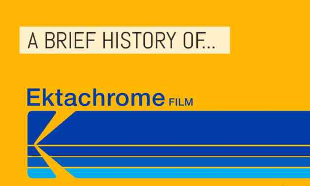 A brief history of… Kodak EKTACHROME film