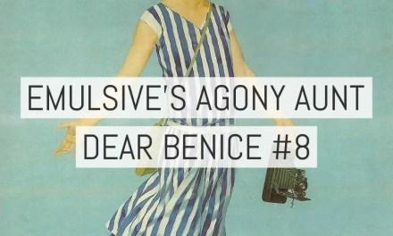 Dear Benice 8: Cinestill, an Eastern-only delight?