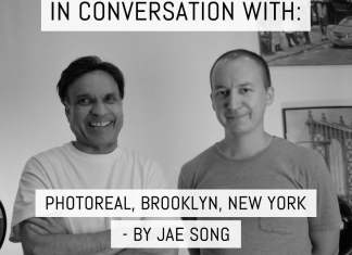 Cover - In conversation with - Photoreal, Brooklyn, New York