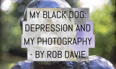 My black dog: depression and my photography – by Rob Davie