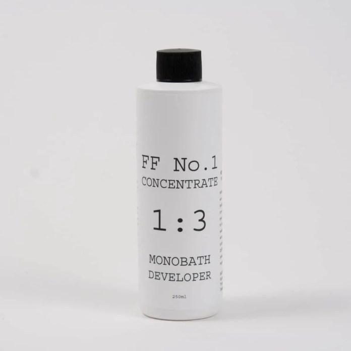 FF No.1 bottle
