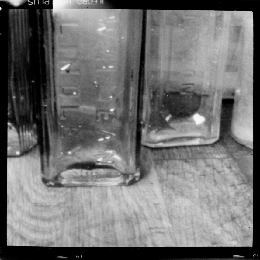 ILFORD HP5 PLUS - Victorian Bottles