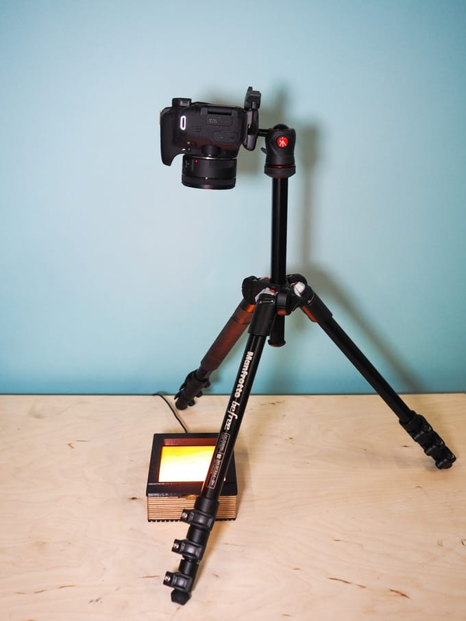 Intrepid Enlarger hybrid workflow