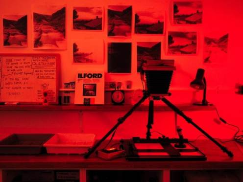 The game changing Intrepid 4x5 Enlarger: darkroom printing