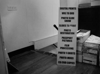 "Photoreal - ""the"" sandwich board"