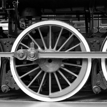 Rob J Davie - Wheels keep turning