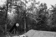 Capturing Red Bull Hardline 2018 on Kodak Tri-X 400