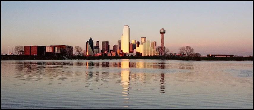 Dallas Skyline (1987)
