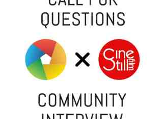 Cover - Call for questions - EMULSIVE x CineStill Community Interview