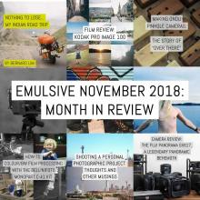 Cover - Month in review - 2018 November