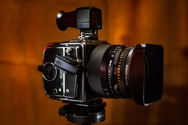 Hasselblad 903 SWC review - EV numbers