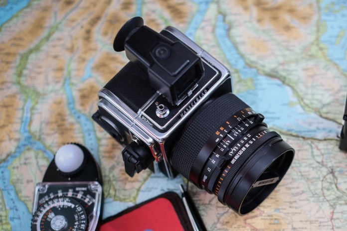 Hasselblad 903 SWC review