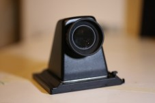 Top down - Focus screen and Hasselblad Reflex Viewfinder RMFX 72530