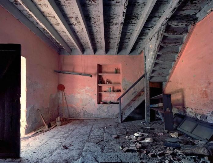 Signalman's house, Trenino Verde, Sardinia, 2015 - Rolleiflex 3.5 E, Kodak Ektar 100