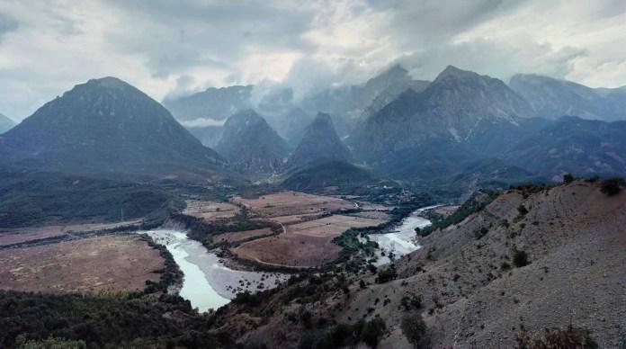 Albania Vjosë Valley, Mt Nemërçkë - Rolleiflex T, Kodak Ektar 100