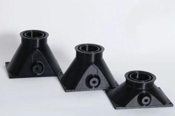 CAMERADACTYL OG 4x5 lens cones