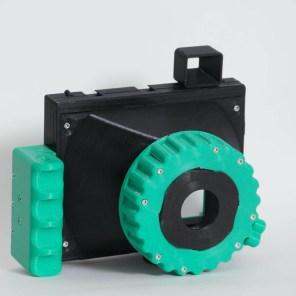 CAMERADACTYL OG 4x5 in green