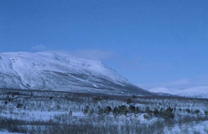 Abisko, Sweden - Nikon F4 | CineStill 50D
