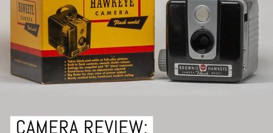 Cover - Camera Review - Kodak Brownie Hawkeye, Flash Model - by Kikie Wilkins v2