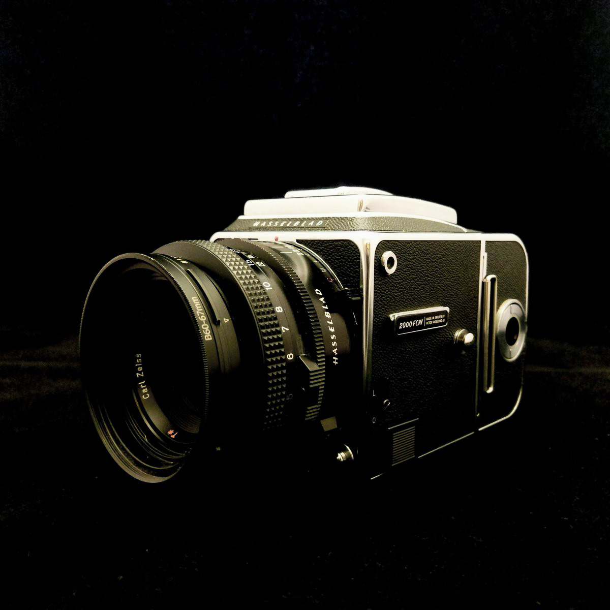 The Ultimate guide to the Hasselblad 2000FCW, a focal plane