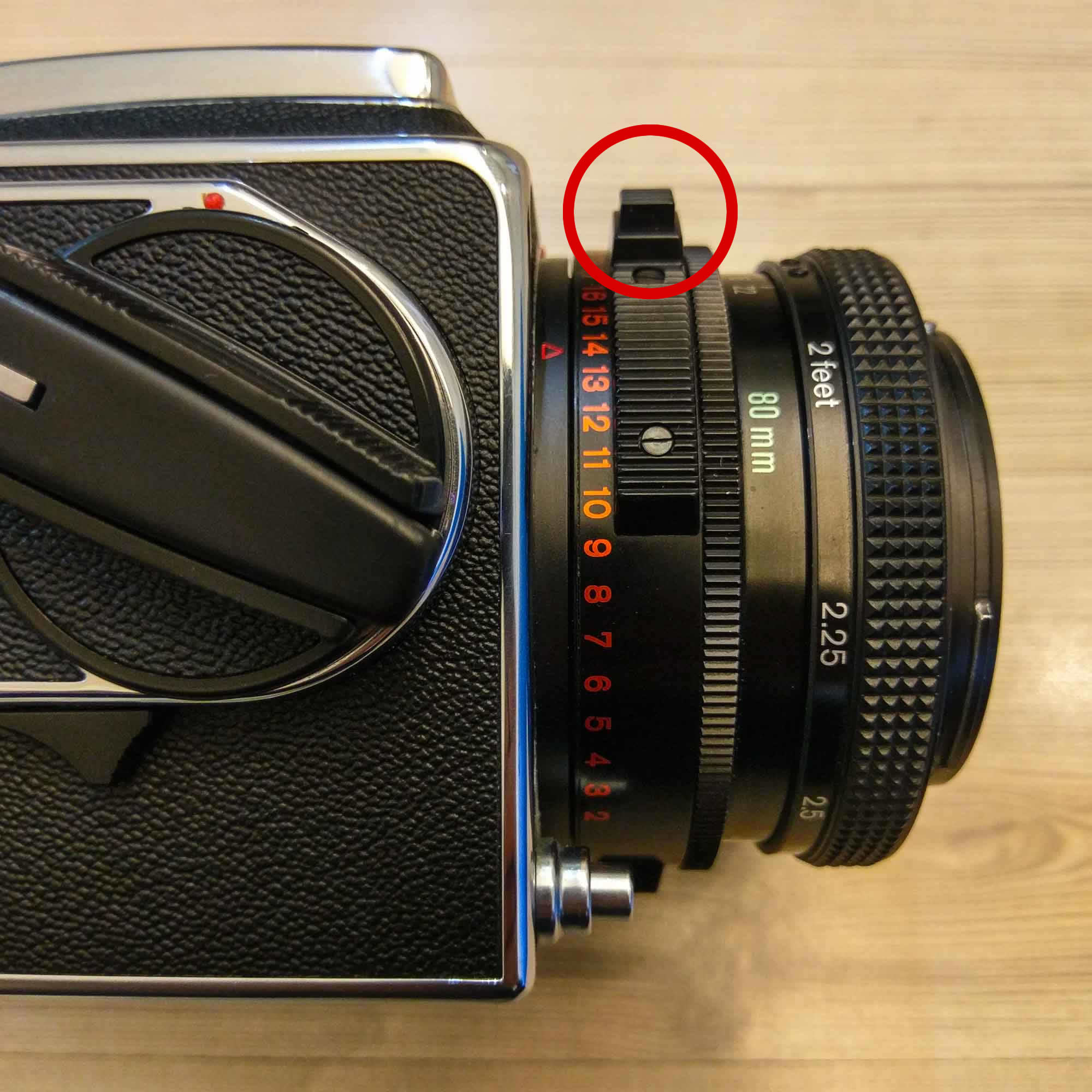 The Ultimate guide to the Hasselblad 2000FCW, a focal plane shutter unicorn