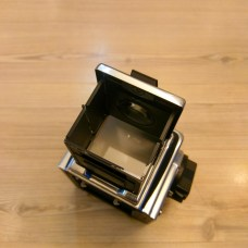 Hasselblad 2000FCW body - Top (WLF open)