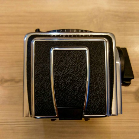 Hasselblad 2000FCW body - Top