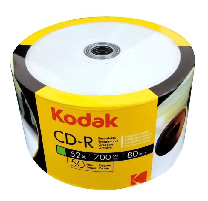 Not that kind of Kodak CD