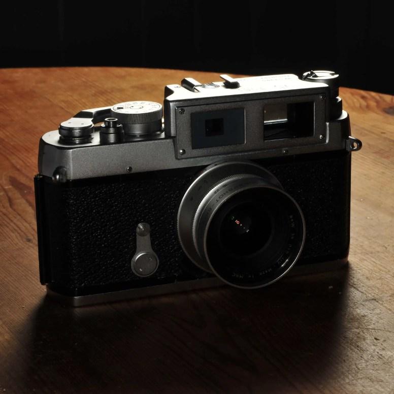 Yasuhara 一式 T981 (Isshiki T981) - Backlit mystery