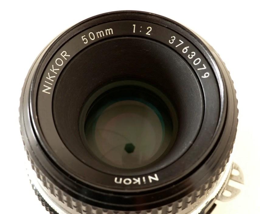 Nikkor 50mm f/2