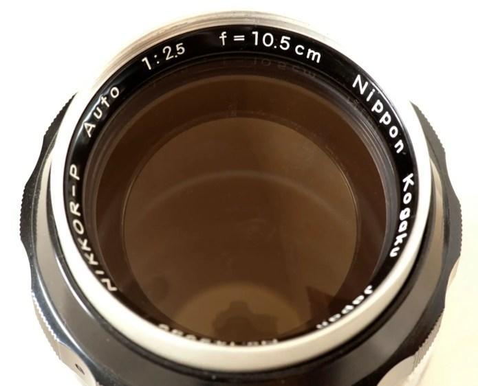 Nikkor-P Auto 105mm f/2.5