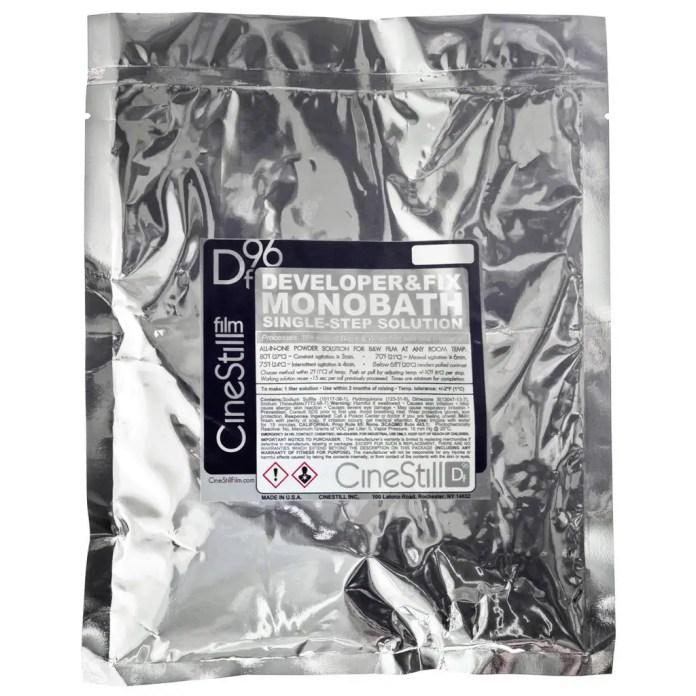 CineStill Df96 powder bags