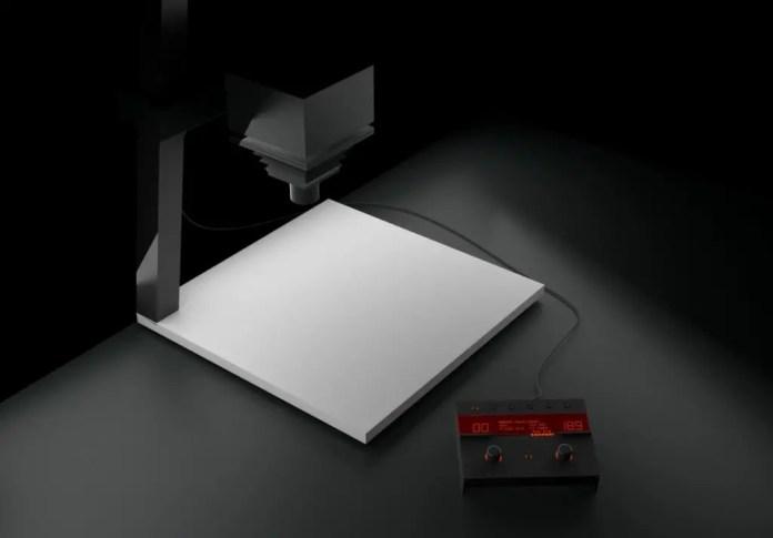 Concept render - Enlarger