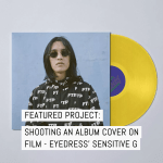 Cover: Featured project - Shooting an album cover on film - Eyedress' Sensitive G