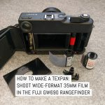 Cover - How to make a TEXPan, aka shoot wide-format 35mm film in the Fuji GW690 rangefinder