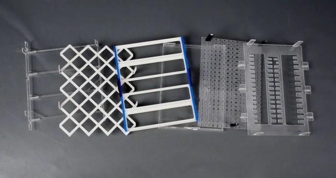 SP-8x10+ - Racks