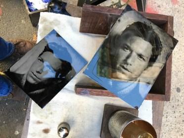 Tintype plates