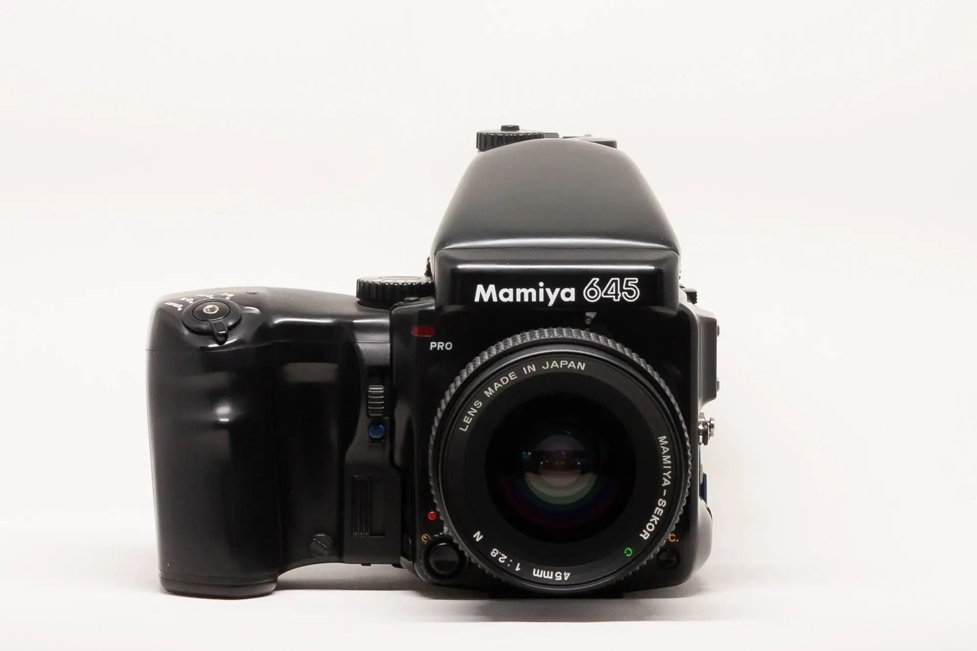 Camera Review: Mamiya 645 Pro, plastic fantastic? - Kikie