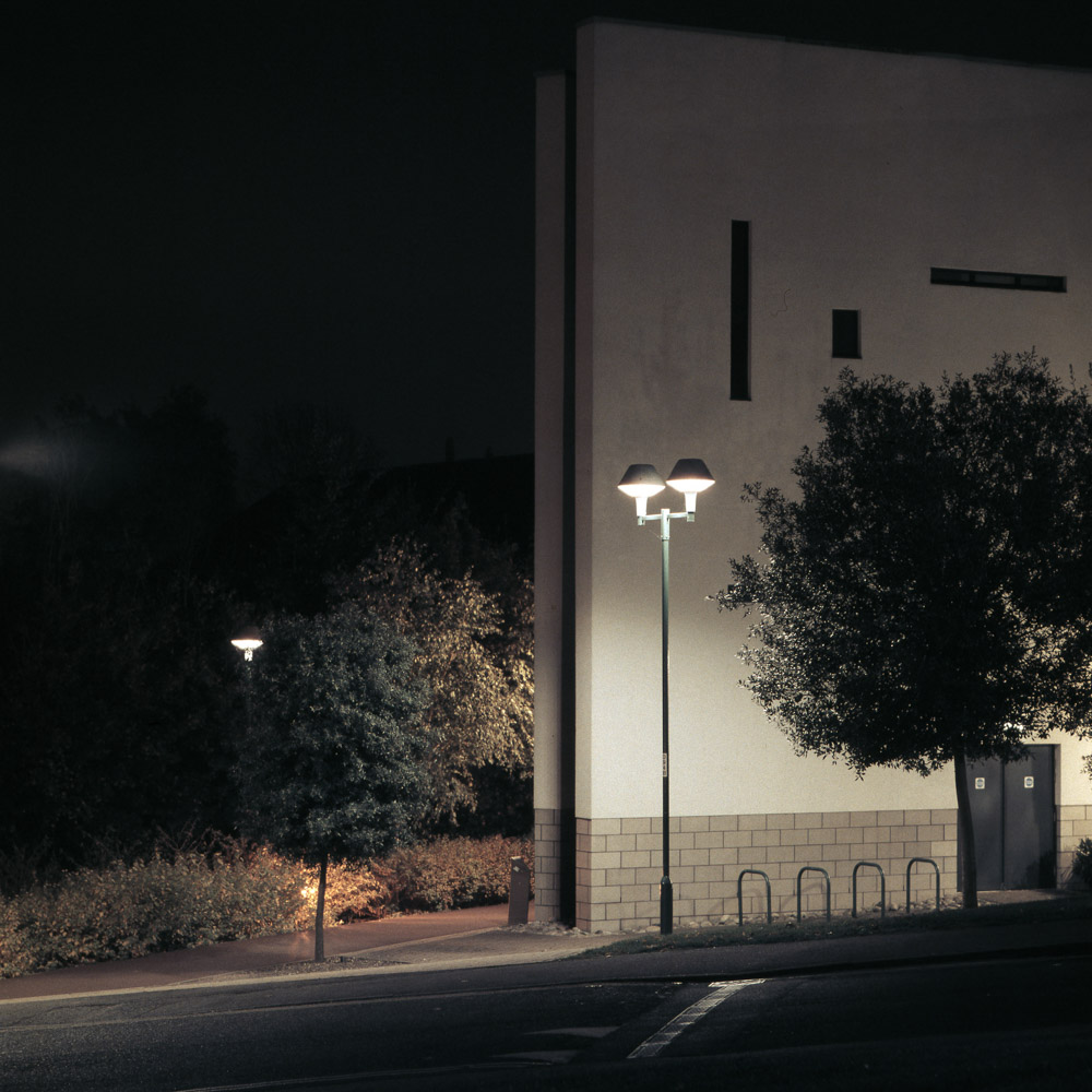 Campus Lights - Hasselblad 500CM + Carl Zeiss Sonnar CF 150mm f/4, Rollei CR 200